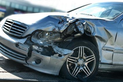 Unfall Frontschaden